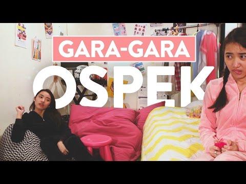 GARA-GARA OSPEK