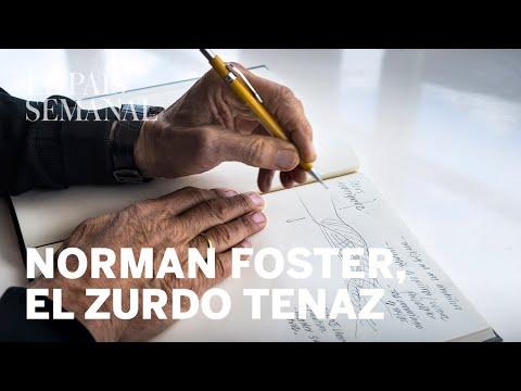 Norman Foster, el zurdo tenaz