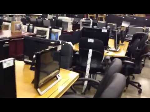 Surrey Office Furniture And Computer Auction - July 14, 2016