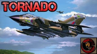 The Panavia Tornado is a family of twin-engine, variable-sweep wing...