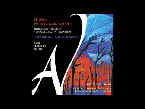 Maxime Zecchini, Cape Philharmonic Orchestra - Concerto No. 4 for the Left Hand, Op. 53: III. Modera