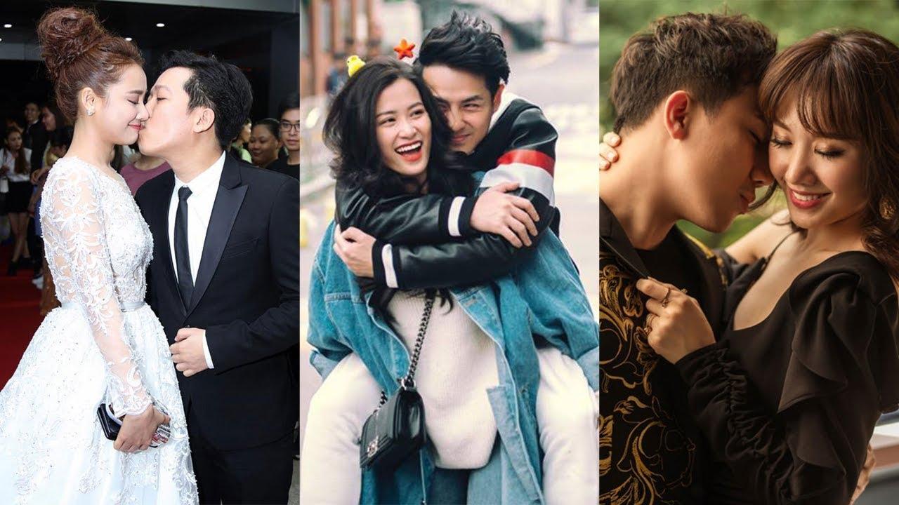 Top 10 cặp đôi đẹp nhất Vbiz Việt 2018