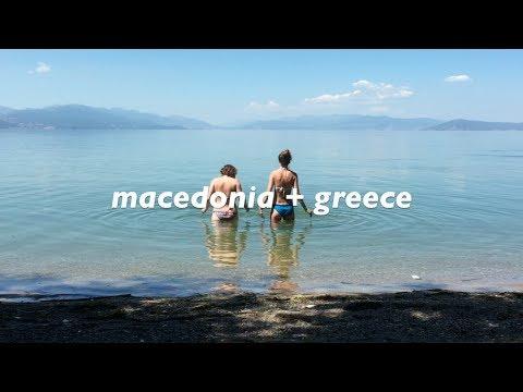 macedonia + greece