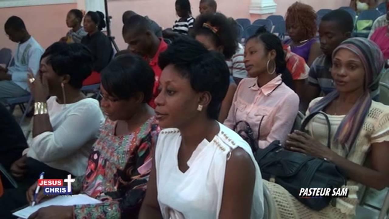 87  Restauration 2015 01 25 le but de christ pour nous chretiens pasteur Sam partie1