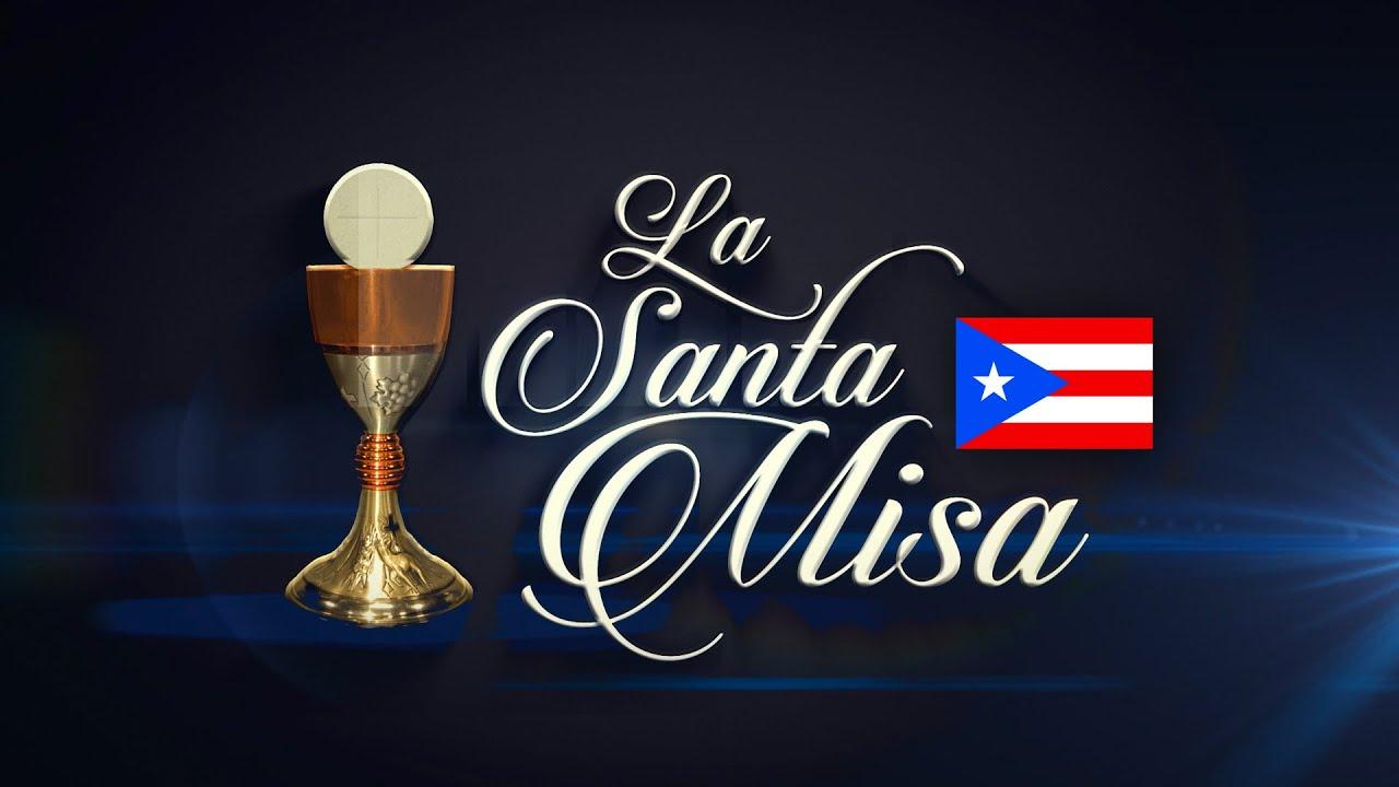 SANTA MISA 9 DE FREBREO 2021
