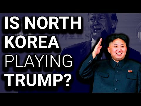 Stunning Trump Idiocy as North Korea Claims All US Sanctions Being Lifted