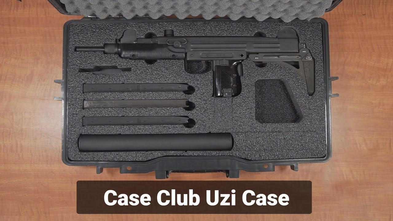 Case Club UZI Case - Overview - Video
