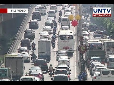 MMDA chair admits no easy solution to Metro Manila traffic problems