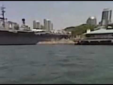 boating san diego bay with kap2