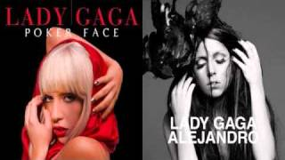 Lady Gaga Poker Face Alejandro Mashup.mp3