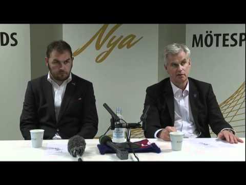 2011-06-23 Presskonferens