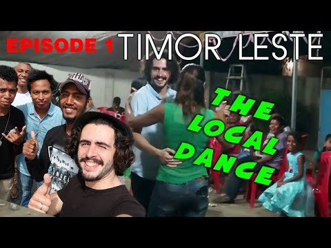 Timor Leste - The local dance