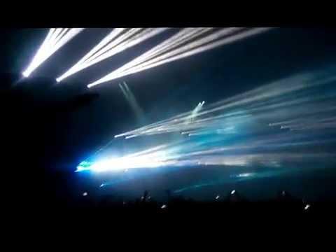 LV DJ [Ex] da Bass & FR DJ David Guetta @ Arena Riga 17.10.14.