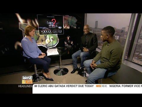 ARISE NEWS - THIS DAY LIVE's Victoria Graham Interviews Mark One & Jahnoi Cranston