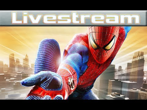 Amazing Spider Man Stream