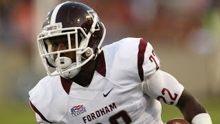 Fordham's Chase Edmonds Breaks Own League Record | CampusInsiders
