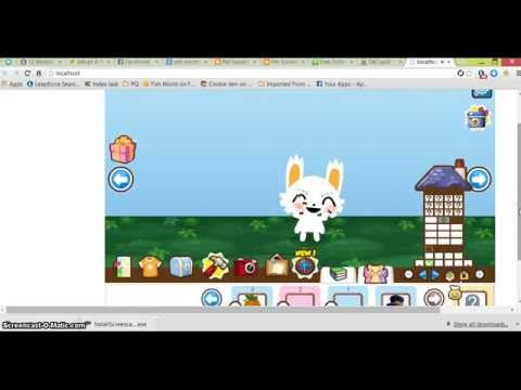 How To Use The Pet Society Nofil Server (ENGLISH)