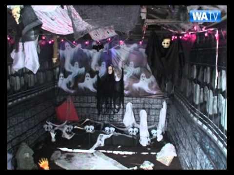 halloween haus in hamm herringen 2008 youtube. Black Bedroom Furniture Sets. Home Design Ideas