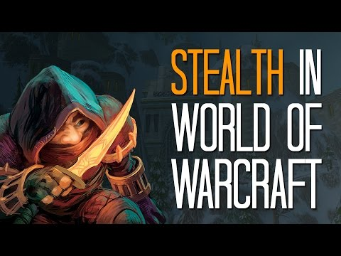 The mistake that made WoW's stealth work – Here's A Thing