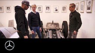 JP Kraemer und Matthias Malmedie: Der 12-Zylinder-Rekordwagen W 125