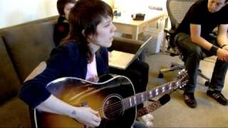 Tegan And Sara - Back In Your Head [Video Chapter]