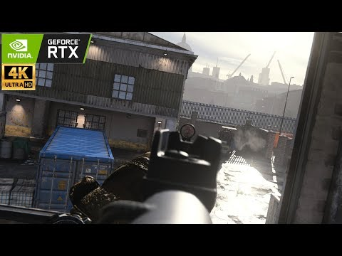 Call of Duty: Modern Warfare 4K Realism | Ground War - Ultra PC | H.265 | 4K | RTX 2080 Ti OC