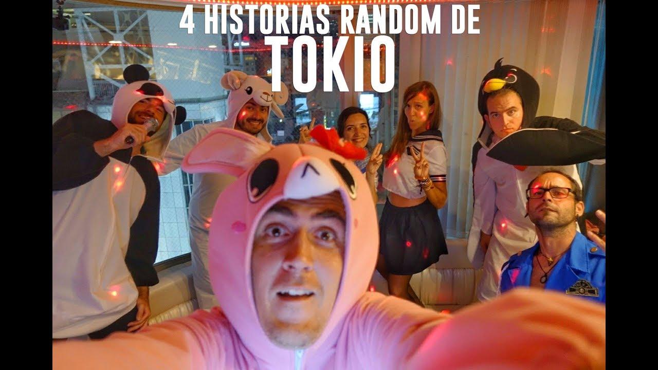 CONEJO ROSA CANTA EN TOKIO Y 3 HISTORIAS MÁS