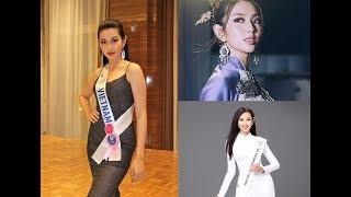 Nguyễn Thúc Thùy Tiên bị trượt Top 15 Miss International 2018 theo dự đoán của chuyên gia Global
