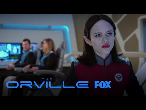 The Crew Approaches A Krill Ship Attacking The Colony | Season 1 Ep. 6 | THE ORVILLE
