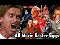 MORTAL KOMBAT 11 Terminator All Arnold Schwarzenegger Movie Quotes Easter Eggs References MK11
