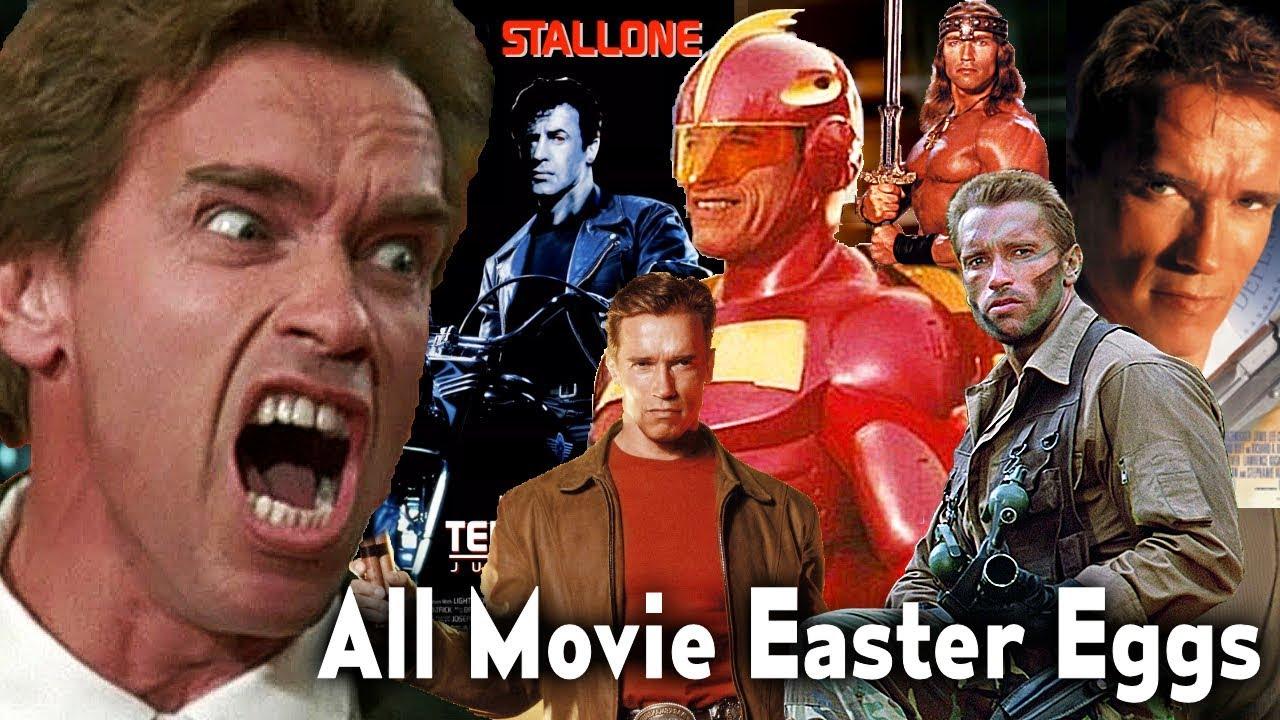 Download MORTAL KOMBAT 11 Terminator All Arnold Schwarzenegger Movie Quotes Easter Eggs References MK11