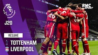 Résumé : Tottenham 1-3 Liverpool - Premier League (J20)