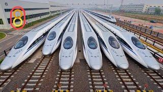 Самый быстрый поезд — тест-драйв!
