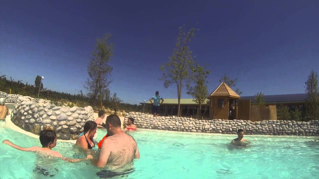 Center parcs bois aux daims Toboggan Aquatique Riviere sauvage Center parcs Vienne YouTube # Riviere Sauvage Fermée Center Parc Bois Aux Daims