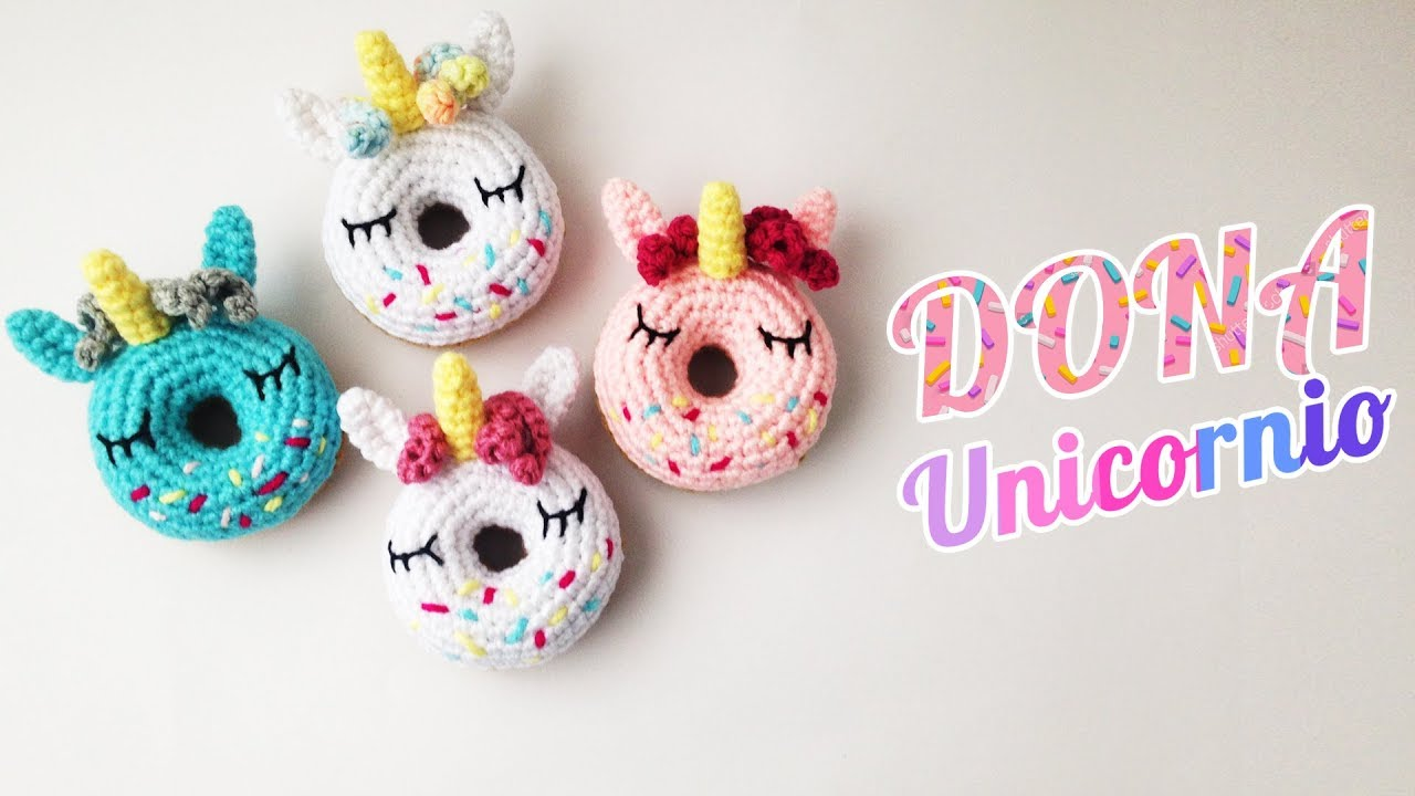 Tutorial lápiz unicornio tejido a crochet - YouTube | Unicornio ... | 720x1280