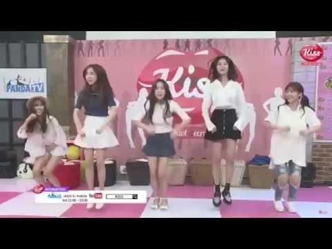 [16.07.15] 크레용팝 Crayon Pop - Bar Bar Bar 4x Speed Game (K.I.S.S.) K-POP Idol Secret Stage