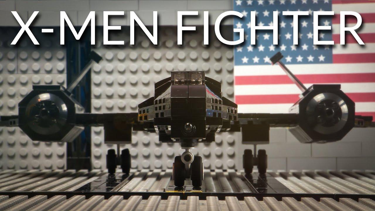 X-MEN: APOCALYPSE goes Lego! Die Entstehung des neuen X-Men Fighters!