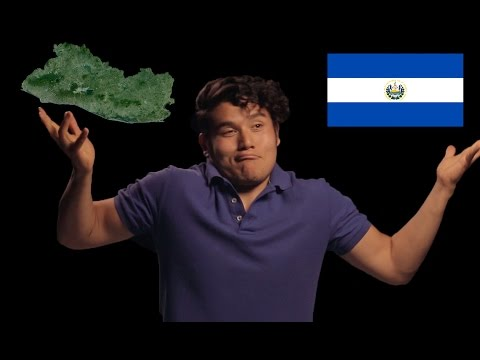 Geography Now! El Salvador!