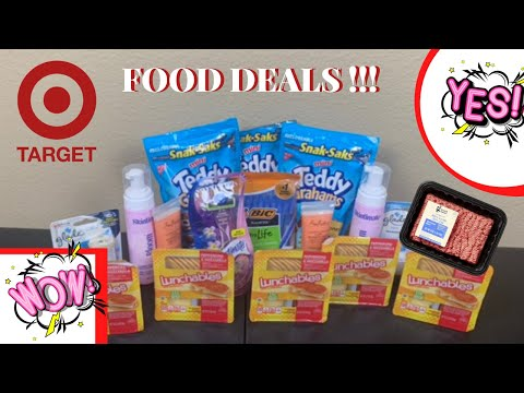 Target Couponing | Grocery Deals |Freebies | Household Deals |Target
