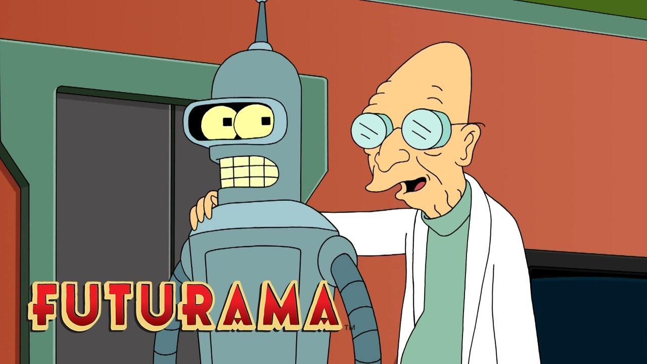 Download FUTURAMA   Season 9, Episode 1: Beautiful Baby Bot   SYFY