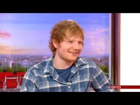 Ed Sheeran Interview BBC Breakfast 2014