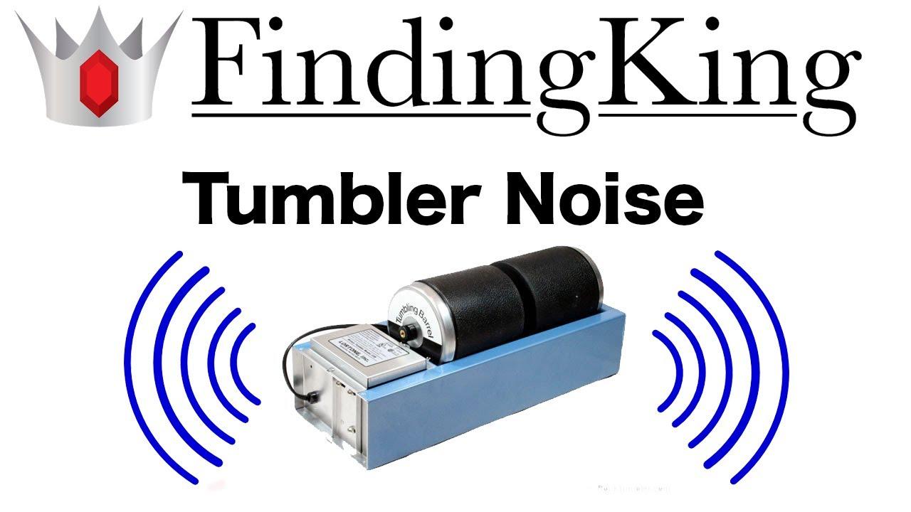 Rock Tumbler Noise Comparison Double Barrel Youtube
