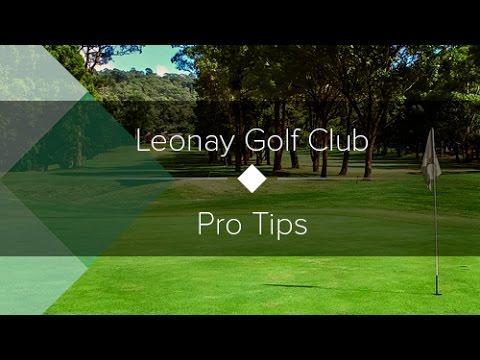 Leonay Golf Club, Sydney, NSW | [ Pro Tips ] | Fairway Flyovers Australia