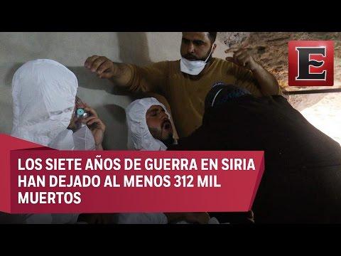 Impacto mundial del ataque químico en Siria