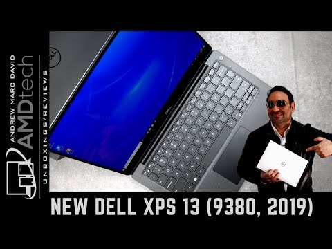 New Dell XPS 13 (2019) Review:  Nailed It!