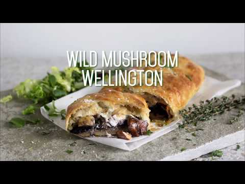 RattanDirect - Wild Mushroom Wellington