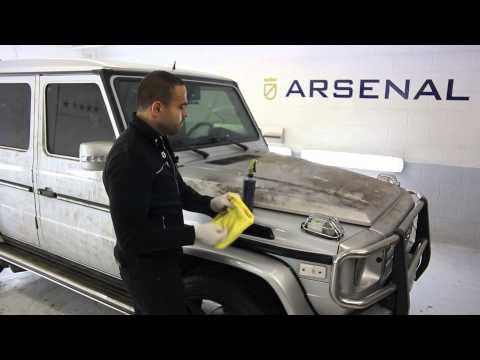 Waterless Car Wash | Arsenal Eco Wash Tutorial