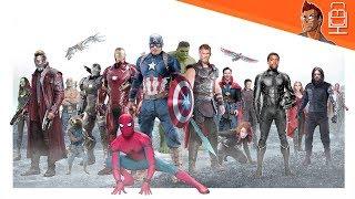 Avengers 4 is way AHEAD of Schedule