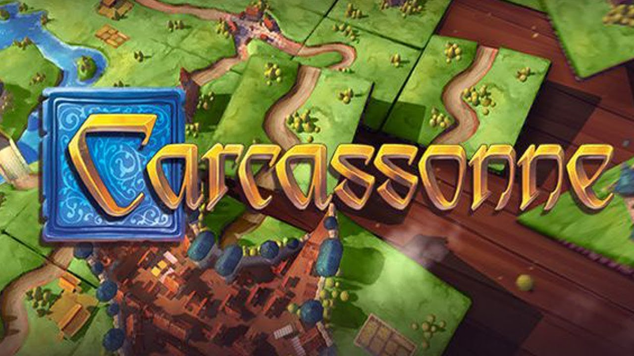 Carcassonne gameplay (pc game, 2002) youtube.