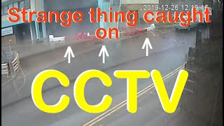 caught on CCTV roadblock control by windpower